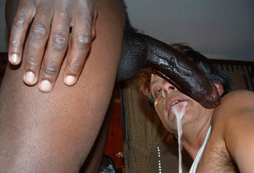 sperme qui coule